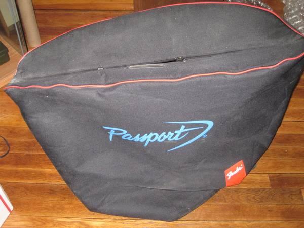 Photo Fender Passport PA System Cover - $15 (Wolcott)