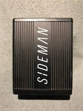 Photo Fostex Sideman headphone  - $75 (Enfield, CT)
