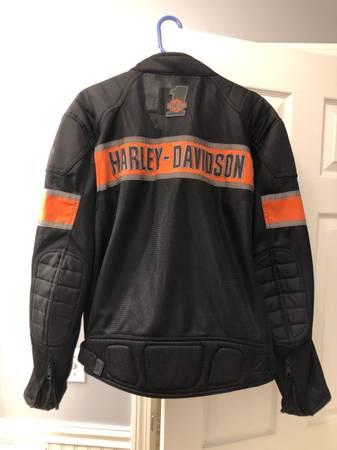 Photo Harley Davidson mesh Riding Jacket Mens XL - $100 (Middletown)