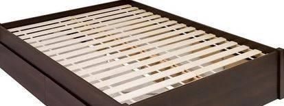 Photo IKEA Queen bed slats for platform bed - SLATS ONLY - $50 (Bristol, CT)