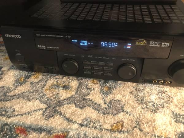 Photo Kenwood Surround Sound System - $130 (Avon)