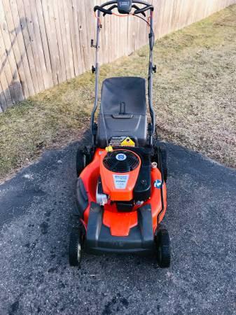 Photo Like NEW Husqvarna 775EX RWD 22 Self Propelled Lawn Mower w Bagger - $250