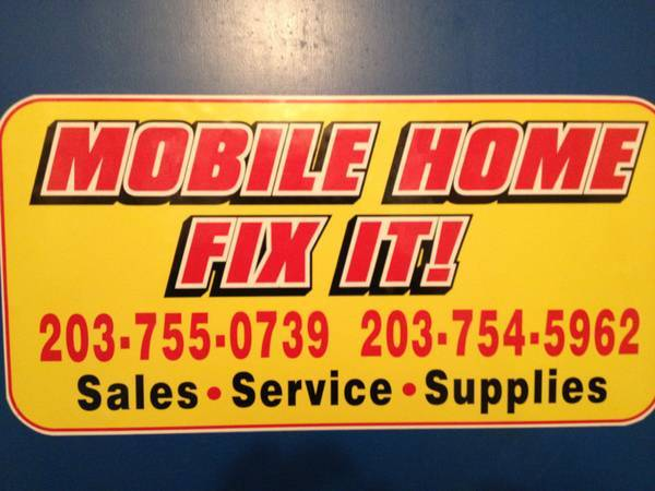 Photo MOBILE HOME FIXIT, RV parts ,accessories 2O37545962 - $1 (WATERBURY)