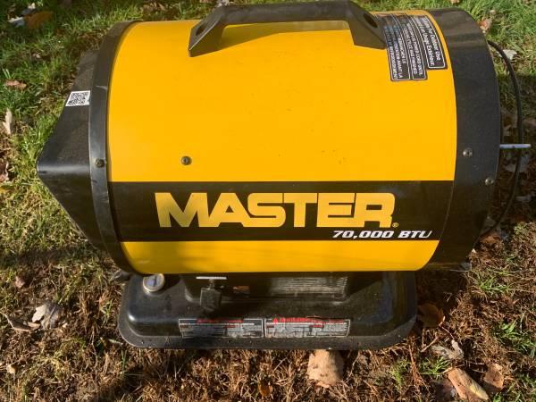 Photo Master Pro Heater - $50 (East Windsor)