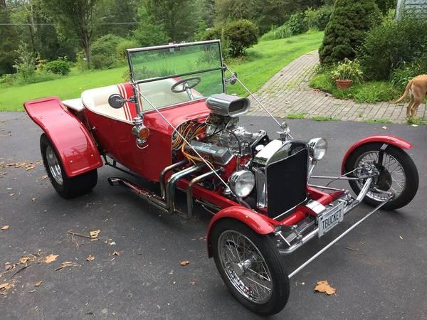 Photo Model T Bucket Roadster 1923 - $19000