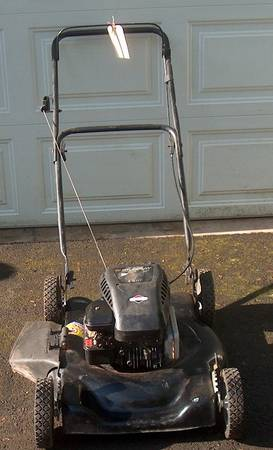 Photo Murray Select Push Lawn Mower - $125 (Middletown, Ct)