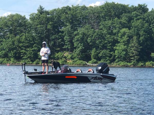 Photo Must sell - Astro Bass Boat for sale - $8,500 (Manchester)