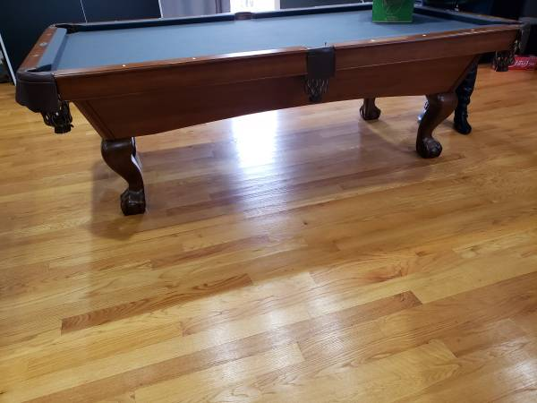 Photo POOL TABLE Brunswick TOP OF THE LINE NEW 7500 FURST 2395.00 FREE SETUP - $2395 (MANCHESTER)