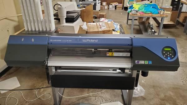 Photo Roland VersaCAMM VS-300 PrinterCutter - $9000 (Southington)