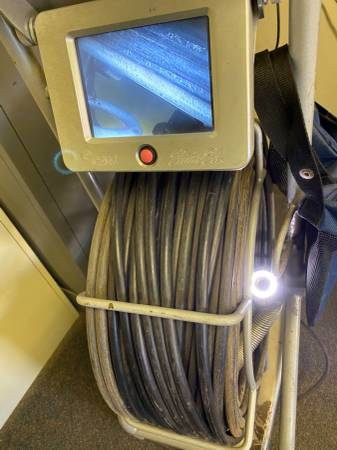 Photo Sewer Drain Inspection Camera Electric Eel - $3000 (East Hartford)