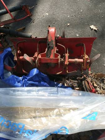 Photo Simplicity Tractor Tiller Attachment - $350 (Andover)