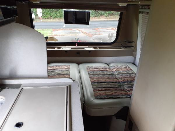 Photo Sofa-Bed Seats for Rialta Winnebego - $100 (Kerhonkson)
