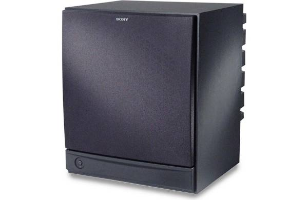Photo Sony SA-WM40 Black Active Powered Home Theater Subwoofer Speaker - $15 (Stafford)