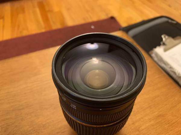 Photo Tamron 28-75mm f2.8 lens for Nikon F-Mount - $200 (Windsor Locks)