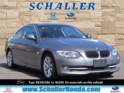 Photo Used 2011 BMW 328i xDrive Coupe for sale