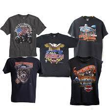 Photo $$ Paid Vintage Harley Davidson T-Shirts Hats Belt Buckles Jackets ETC - $2,140,781,264 (Somers, CT)