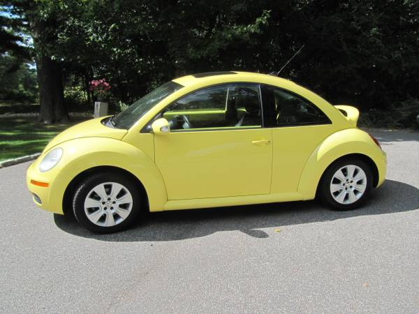 Photo VW 2010 Beetle quotBEST DEAL ONLINEquotATT VW FANS quotTEXAS CARquot  - $7995 (Manchester)