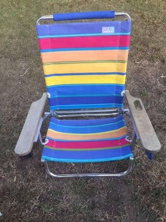 Photo beach chair - $10 (plainville)