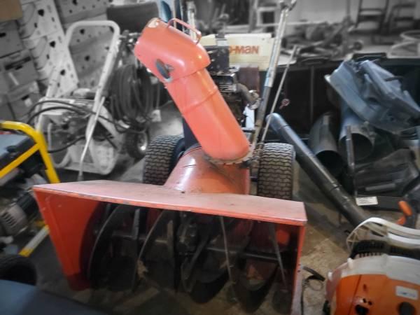 Photo mowers,snow blowers,generators - $1 (southington)