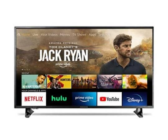 Photo new 40-inch smart TV - $240 (Hartford)