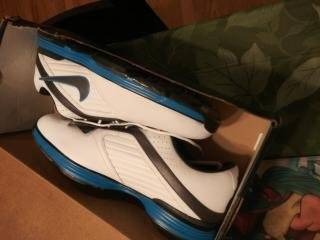 Photo nike mens lunar prevail golf shoes new size 13 m - $60 (WINDSOR ct)