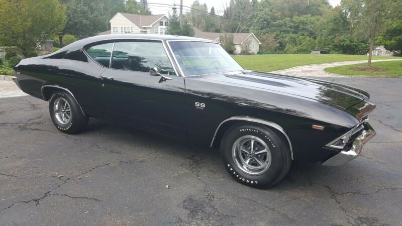 Photo 1969 Chevrolet Chevelle SS 396