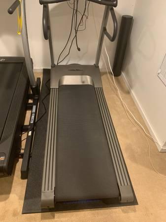 vision fitness trradmill - $450 (East Hton)