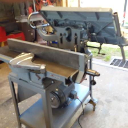 Photo 1941 DELTA JOINTER,10INCH SAW COMBO RESTORED - $2,200 (fairhope)