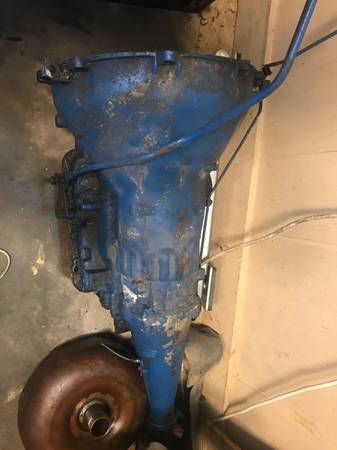 Photo 1976 Ford C6 Transmission - $200 (Sumrall)