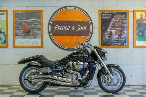 Photo 2008 SUZUKI BOULEVARD M109 - $5,499 (Gulfport)