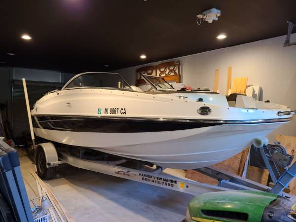 Photo 2015 Bayliner 190 Deck Boat - $17,900 (Pass Christian)