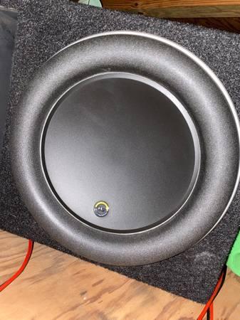 Photo 2 12 JL Audio W7 - $1,500 (Hammond)