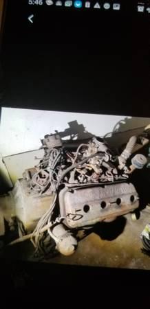 Photo 331 Hemi Engine and Transmission - $1500 (Metairie)