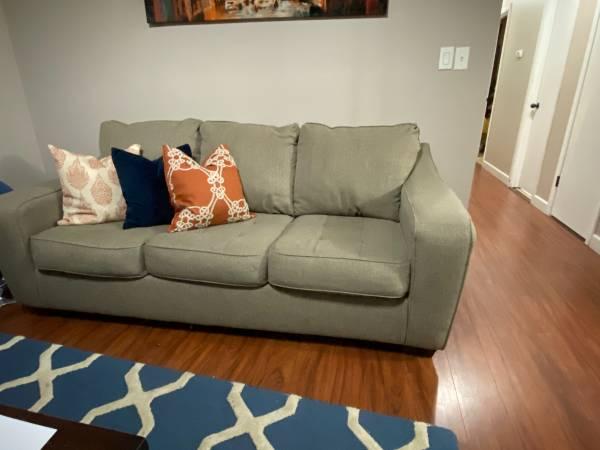 Photo Ashley Furniture Sofa Set(2) - $500 (Hattiesburg)