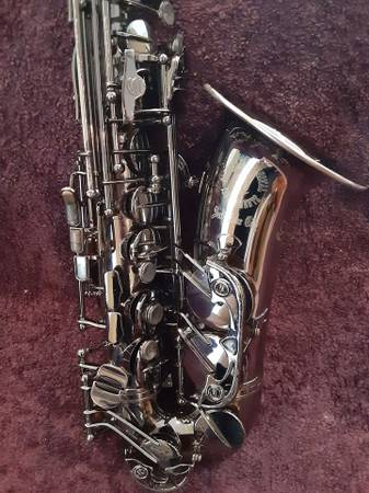 Photo Cannonball Professional Alto Saxophone - $2,000 (Hattiesburg)