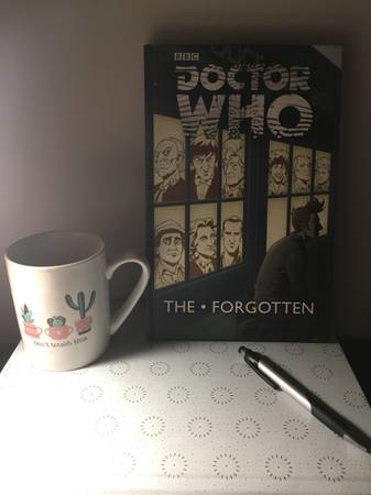 Photo Doctor Who Comic The Forgotten - $23 (Hattiesburg)