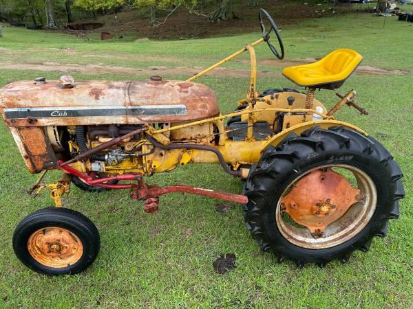 Photo Farmall tractor for sale - $1 (Ellisville)