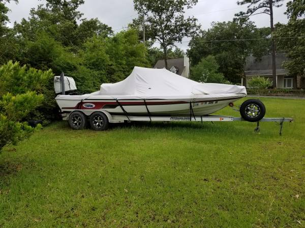 Photo For Sale - 2005 Skeeter ZX22T Bay Boat - $24,995 (Picayune MS)