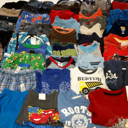 Photo Infant and Toddler Boys  Girls Clothes sz 3 mos to sz 5 yr old - $1 (Lakeview (New Orleans))