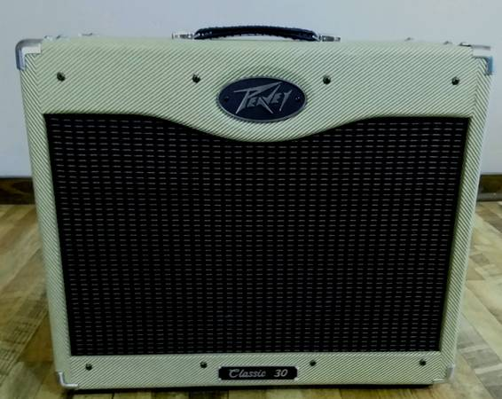 Photo MINT CONDITION PEAVEY CLASSIC TUBE AMP - $350 (Hattiesburg)