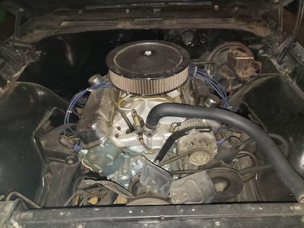 Photo Pontiac 400 Engine  Transmission - $1800