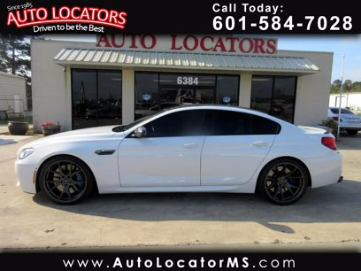 Photo Used 2014 BMW M6 Gran Coupe  for sale