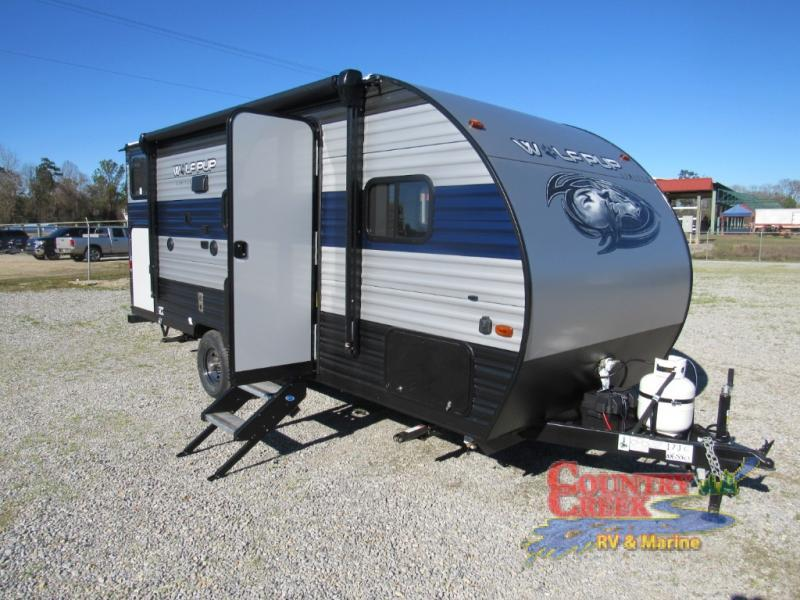 Photo 2020 Forest River Rv Cherokee Wolf Pup 17JG $ 26959