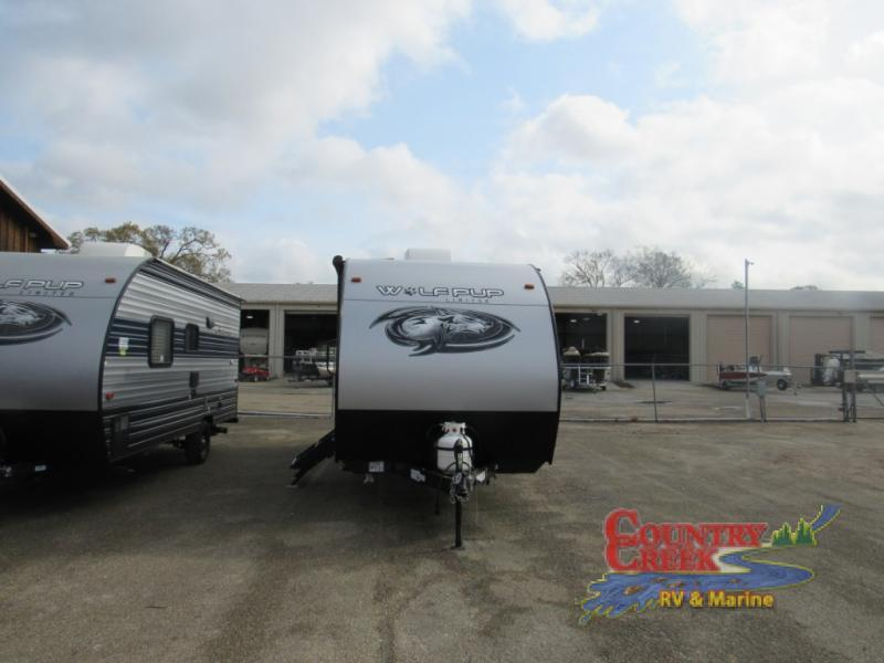Photo 2021 Forest River Rv Cherokee Wolf Pup 17JG $28875