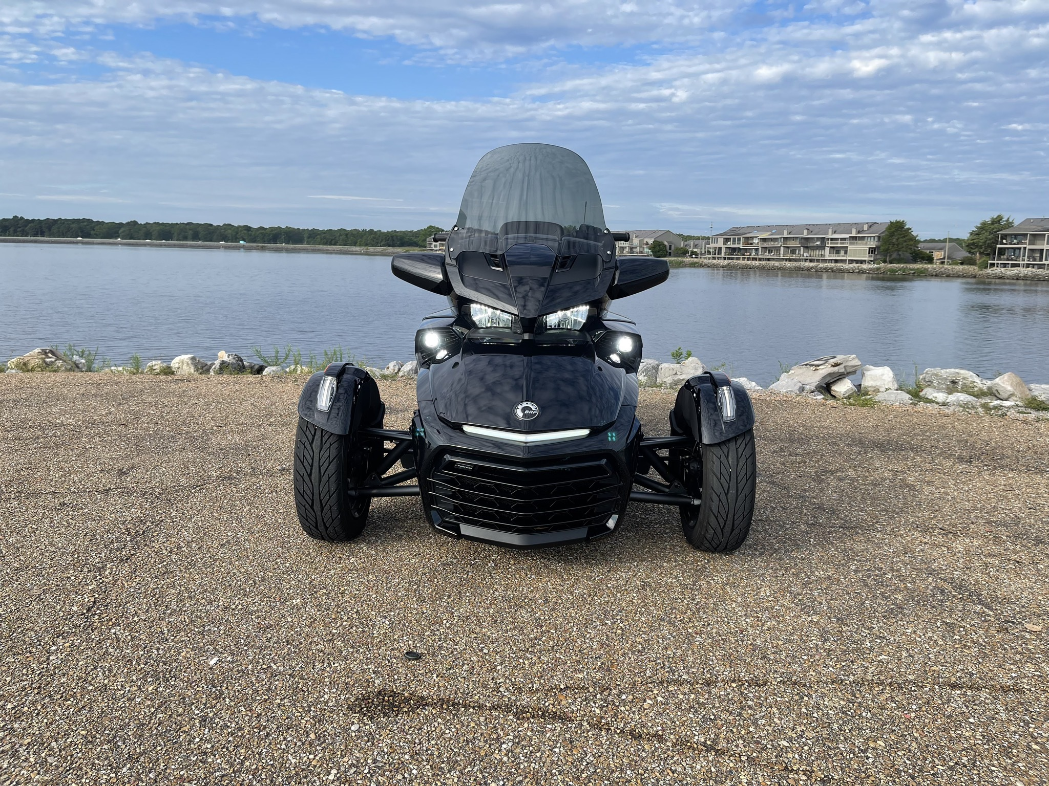 Photo Used 2020 Can-Am Trike Motorcycle  $22500