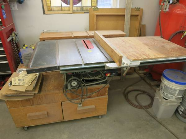 Photo 12quot Craftsman Table Saw - $125 (Helena)