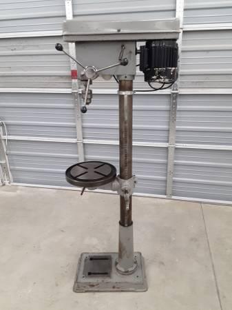 Photo 14quot Drill Press, 34 HP, floor model - $275 (Helena)