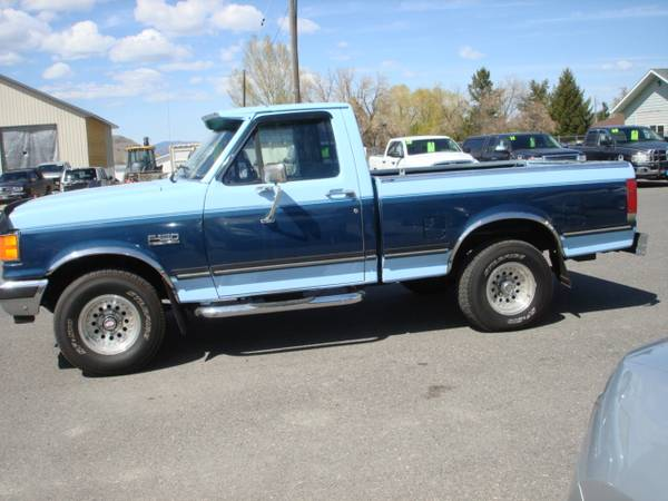 Photo 1987 Ford F150 XLTLariat 4X4 - $7,995 (Value Auto Sales - Helena)