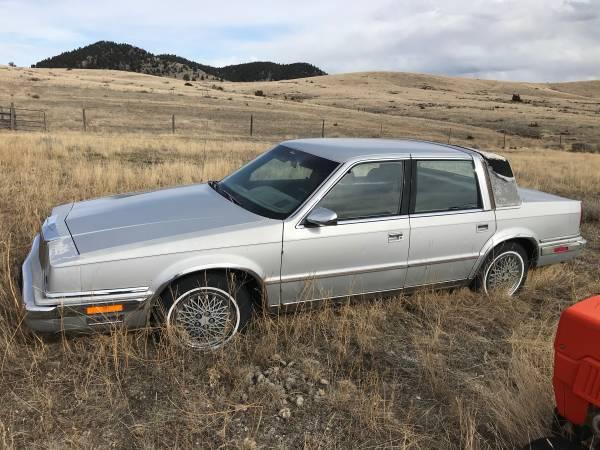 Photo 1989 Chrysler New Yorker Landeau - $1000 (Helena)