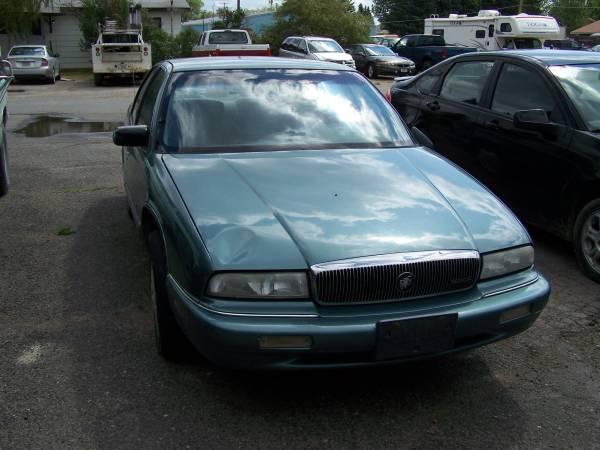 Photo 1995 Buick Regal - $450 (Helena)